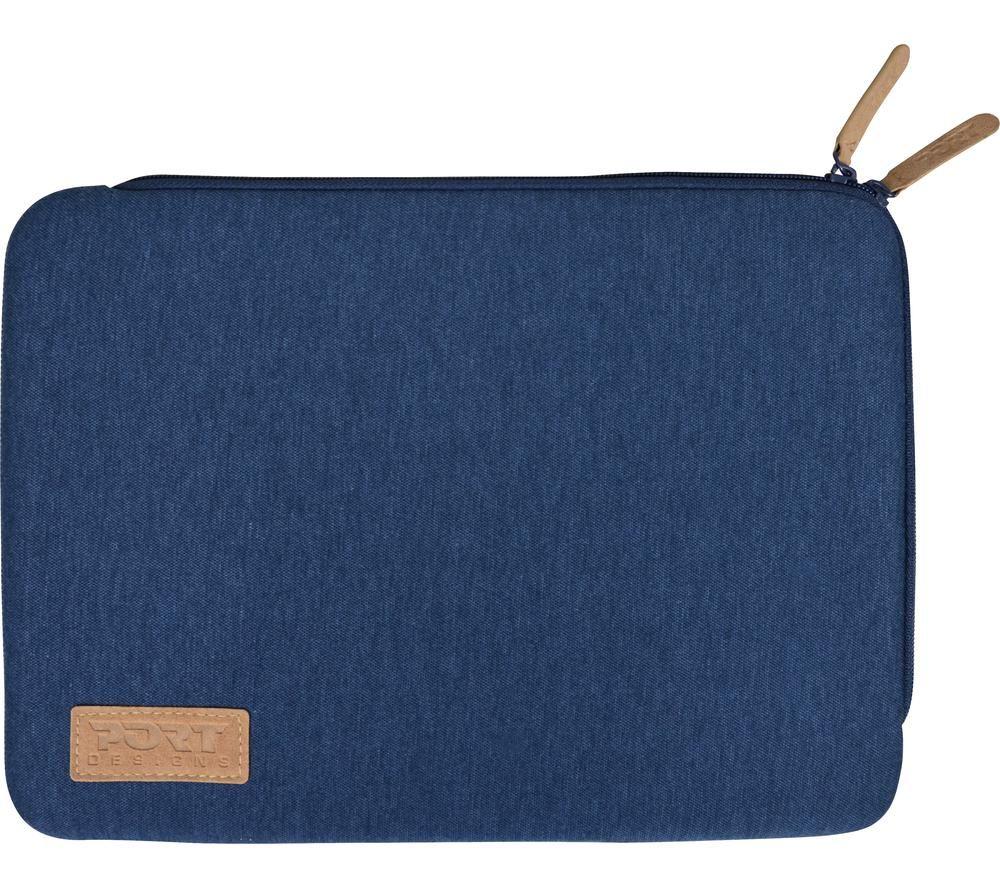 "PORT DESGN Torino 13.3"" Laptop Sleeve - Blue"