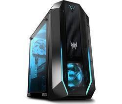 Predator Orion 3000 PO3-620 Gaming PC - Intel® Core™ i7, RTX 2060, 1 TB HDD & 512 GB SSD