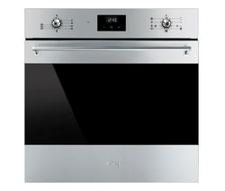 SF6300TVX Electric Oven - Silver
