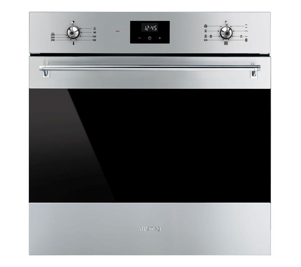 SMEG SF6300TVX Electric Oven - Silver