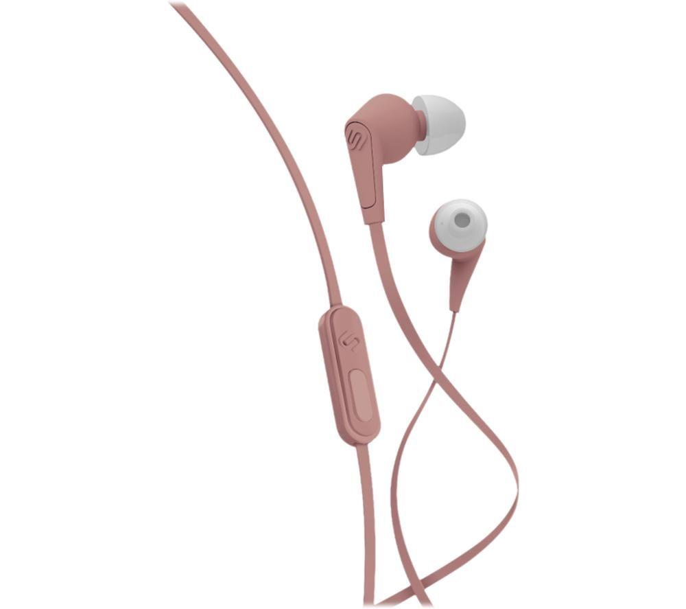 URBANISTA Barcelona Earphones - Pink, Pink