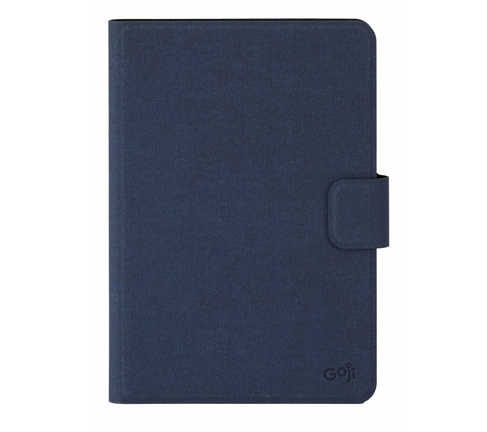 "GOJI G7TCBU21 8"" Tablet Folio Case - Blue"