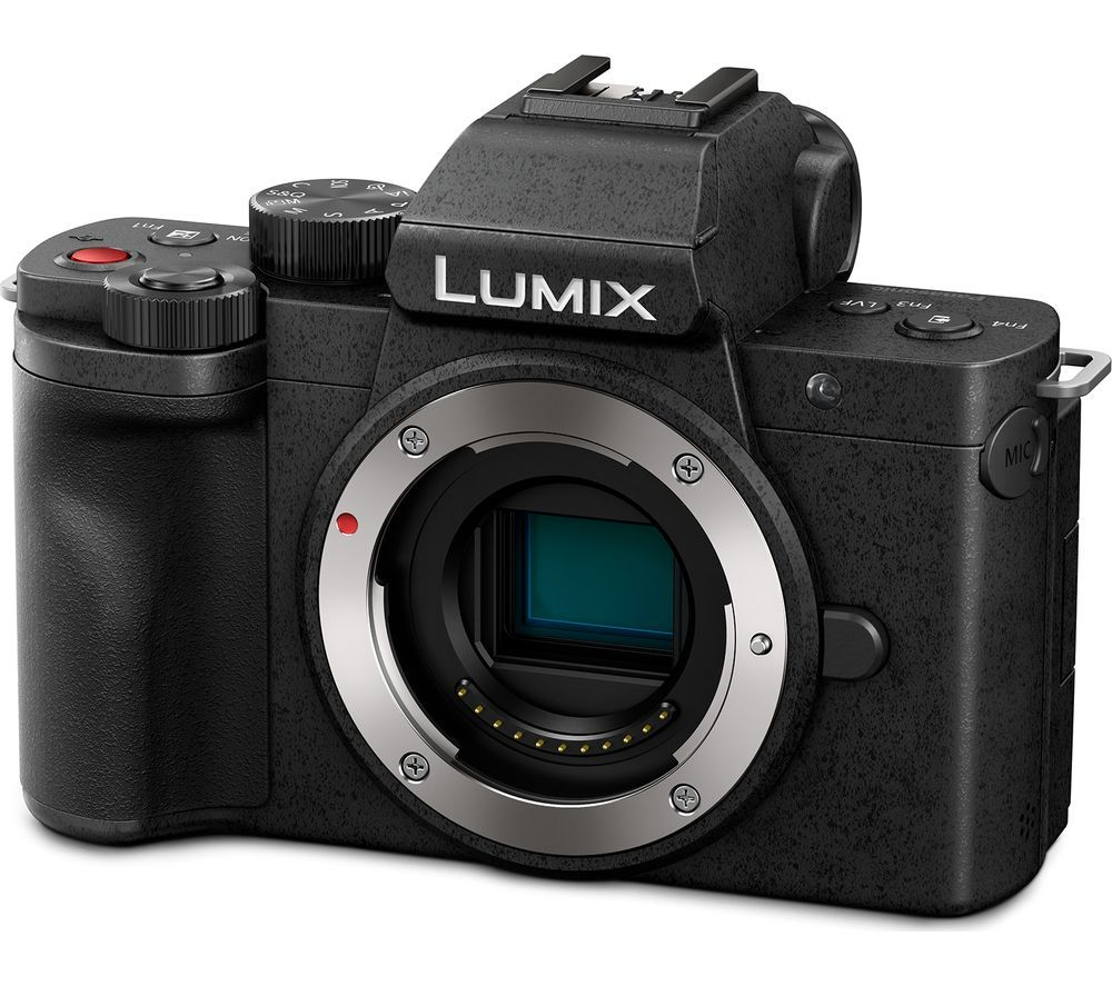 Click to view product details and reviews for Panasonic Lumix Dc G100 Mirrorless Camera Body Only.