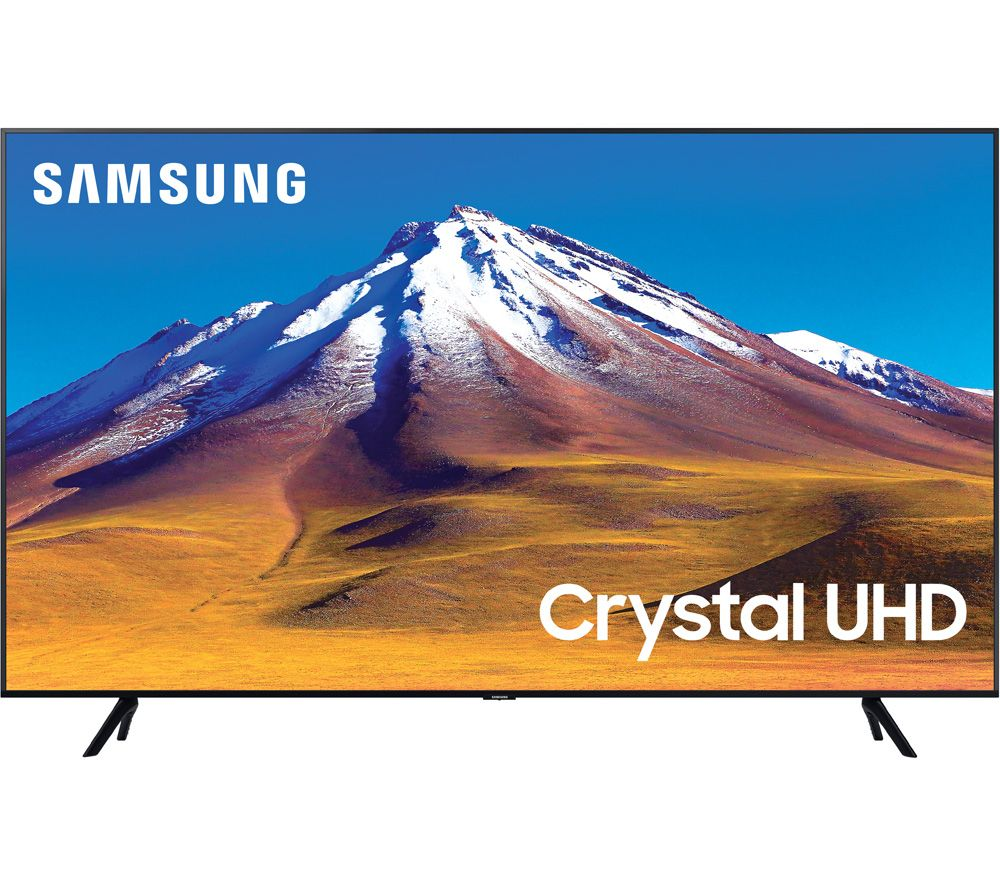 "SAMSUNG UE75TU7020KXXU 75"" Smart 4K Ultra HD HDR LED TV"