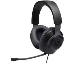 Quantum 100 Gaming Headset - Black