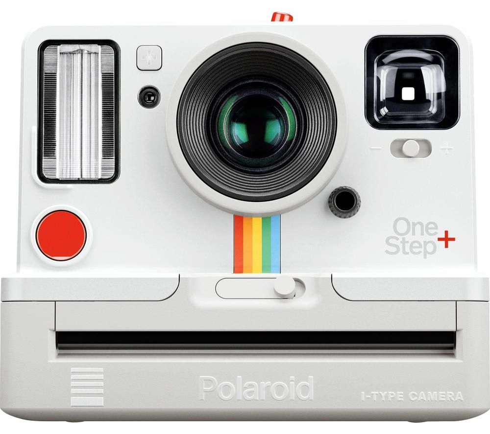 POLAROID OneStep + Instant Camera - White