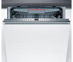 Serie 4 SMV46KX01E Full-size Fully Integrated Dishwasher