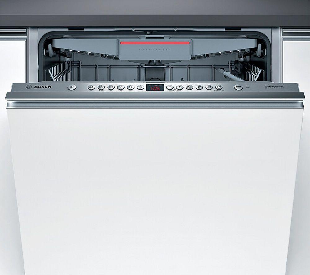 BOSCH Serie 4 SMV46KX01E Full-size Fully Integrated Dishwasher