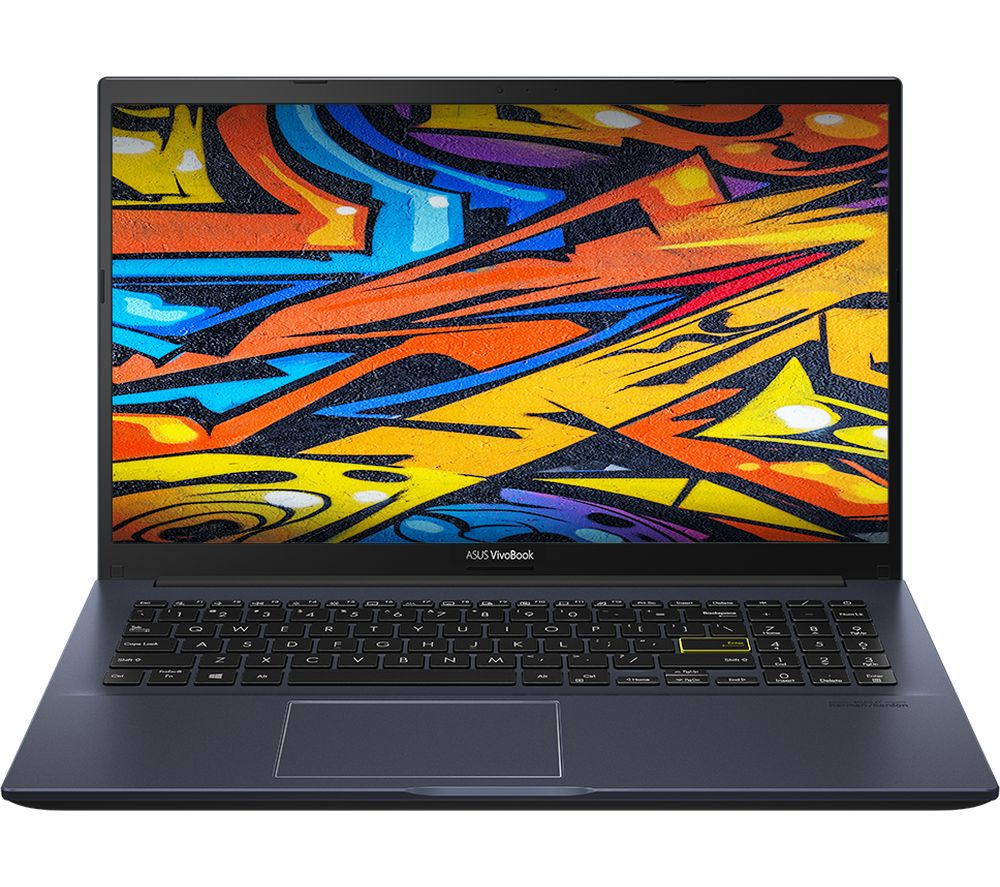"ASUS VivoBook X513EA 15.6"" Laptop - Intel® Core™ i5, 256 GB SSD, Black"