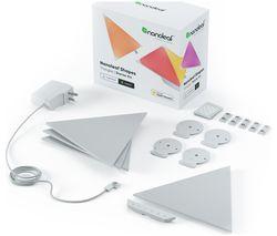 Shapes Triangle Smart Lights Starter Kit - Pack of 4