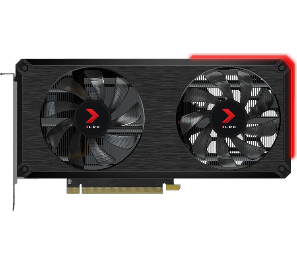 PNY GeForce RTX 3060 12 GB XLR8 Gaming REVEL EPIC-X RGB Edition Graphics Card