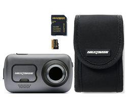 NEXTBASE 622GW 4K Ultra HD Dash Cam & Go Pack with 32 GB U3 microSD Card Bundle