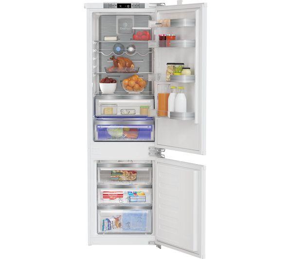 GRUNDIG Duo-Cooling GKNEMI573 Integrated 70/30 Fridge Freezer - Fixed Hinge