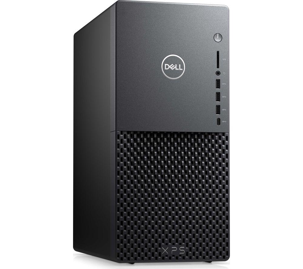 Image of DELL XPS DT 8940 Desktop PC - Intel® Core™ i5, 256 GB SSD, Black