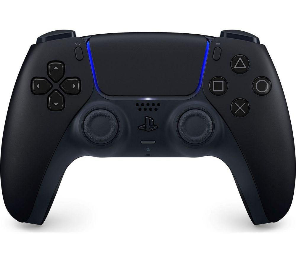 PLAYSTATION PS5 DualSense Wireless Controller - Midnight Black