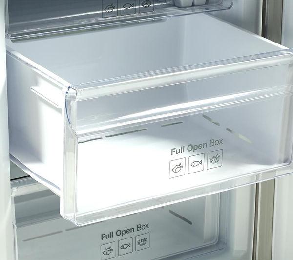 Samsung Rb31fejndsa Eu 70 30 Fridge Freezer Silver Fast