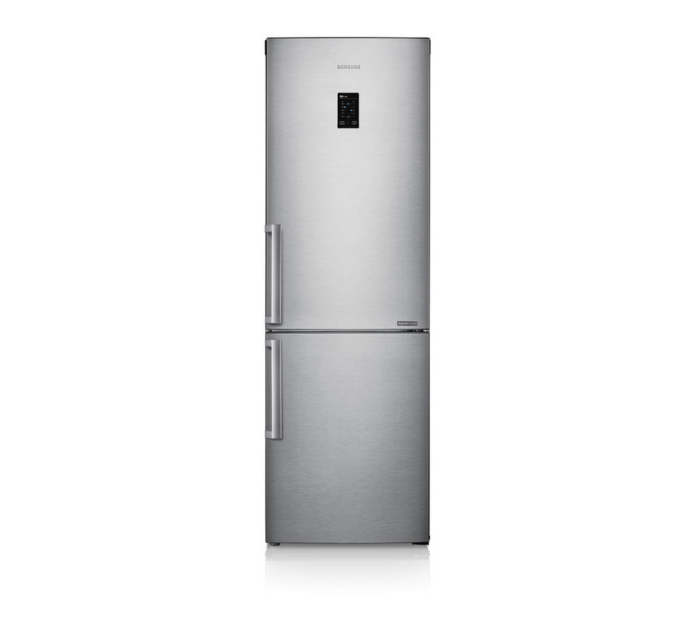 SAMSUNG RB31FEJNDSA 60/40 Fridge Freezer - Silver