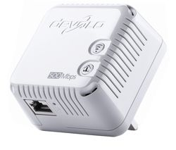 DEVOLO dLAN 500 Wireless Powerline Adapter Add-on