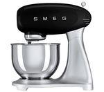 SMEG SMF01BLUK 50's Retro Stand Mixer - Black