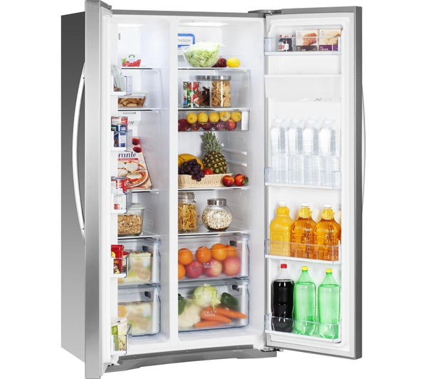 large capacity american fridge freezer