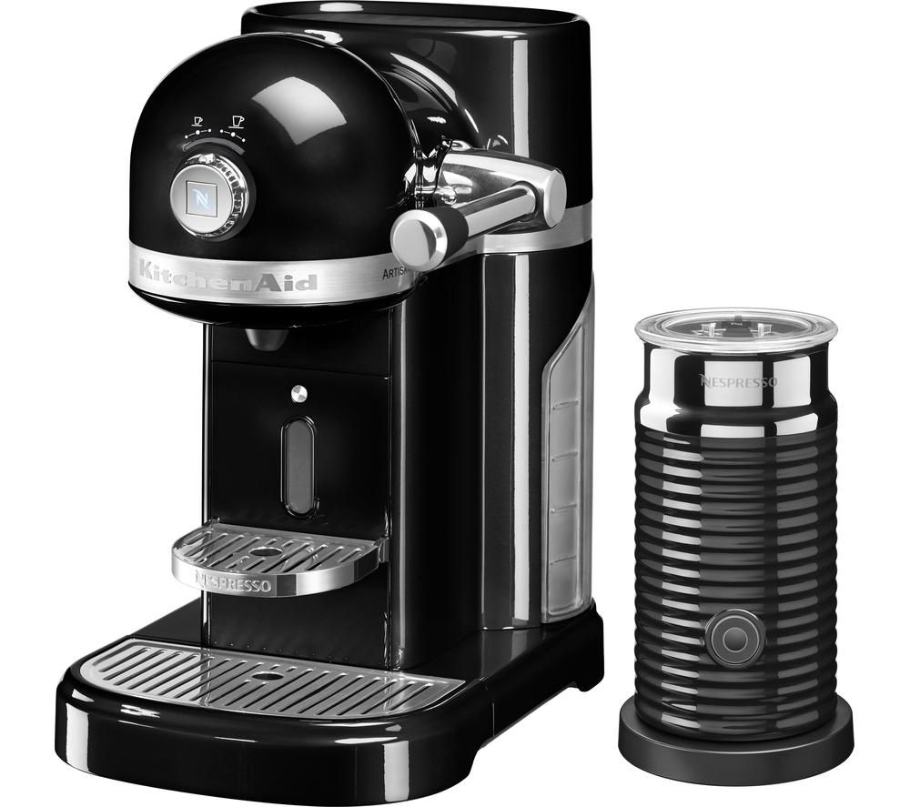 Buy Nespresso By Kitchenaid Artisan 5kes0504bob Coffee Machine With