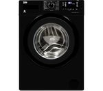 BEKO Pro WX842430B Washing Machine - Black