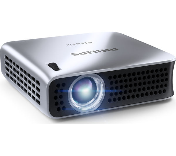 Buy philips picopix ppx4010 mini projector ds 3084pwc 84 for Small projector for laptop