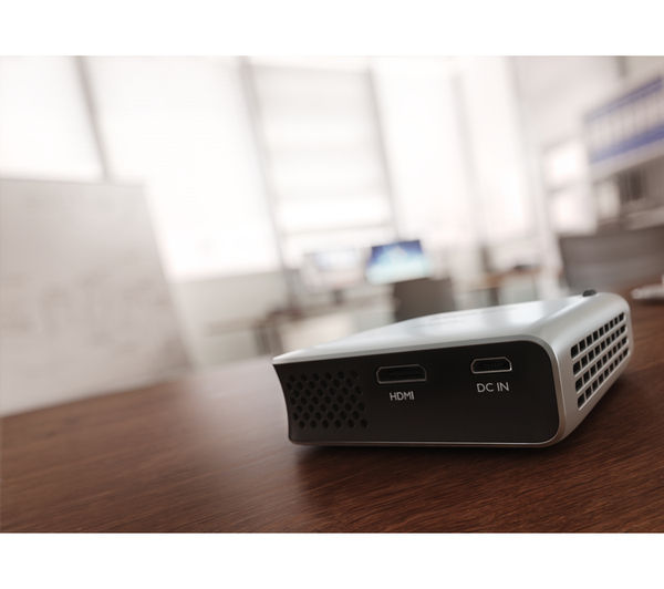 Philips picopix ppx4010 mini projector deals pc world for Pocket projector deals