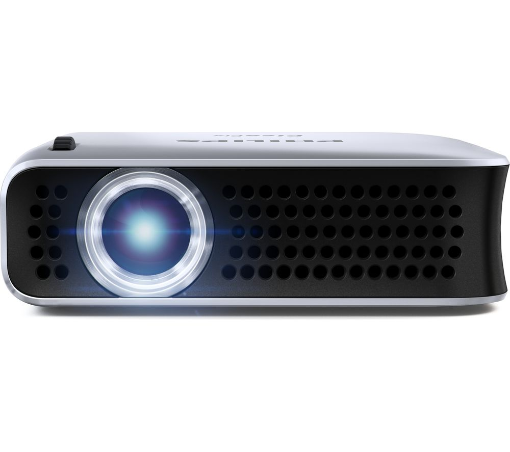 Buy philips picopix ppx4010 mini projector ds 3084pwc 84 for Mini projector best buy