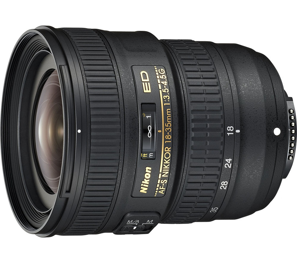 NIKON AF-S NIKKOR 18-35 mm f/3.5-4.5G Wide-angle Zoom Lens Review thumbnail