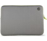 "GOJI GSMGY1116 11"" MacBook Sleeve - Grey & Green"