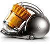 DYSON DC39 Multifloor Cylinder Bagless Vacuum Cleaner - Iron & Yellow