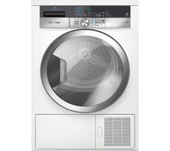 GRUNDIG ExpressDry GTN38267GCW Heat Pump Tumble Dryer - White