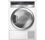 GRUNDIG GTN38267GCW Heat Pump Tumble Dryer - White