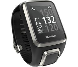 TOMTOM Golfer 2 GPS Watch - Black, Large