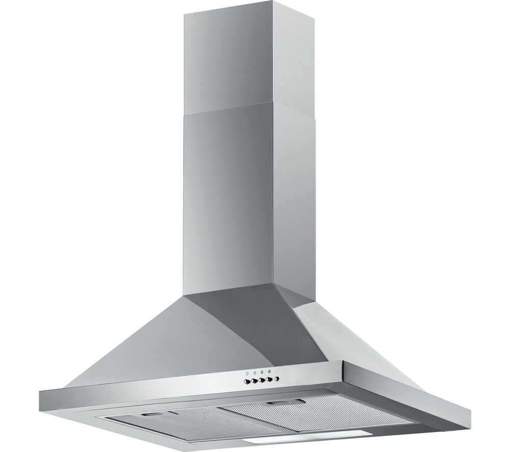 BAUMATIC F70.2SS Chimney Cooker Hood - Stainless Steel