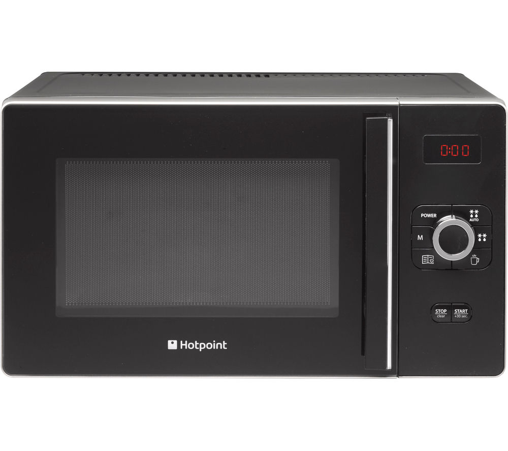 HOTPOINT Ultimate MWH 2521 B Solo Microwave - Black