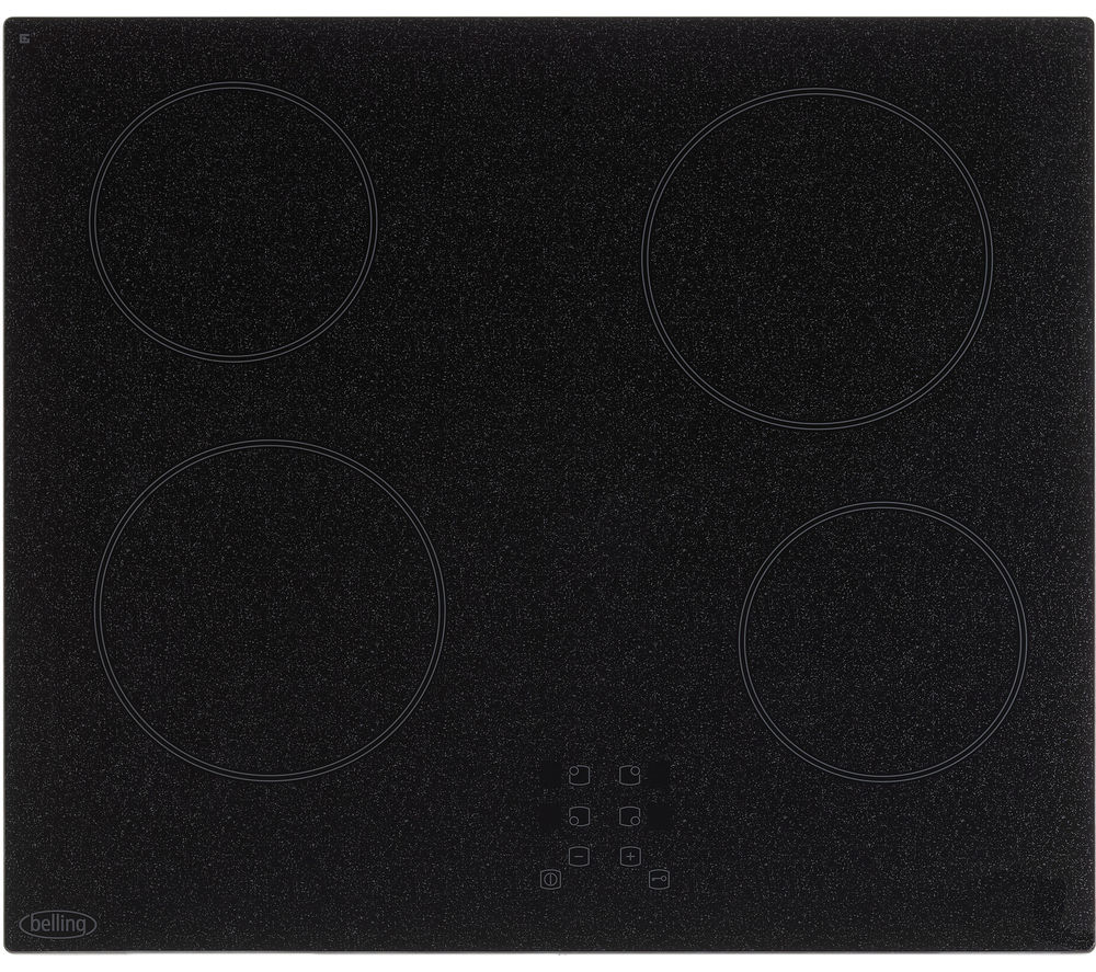 BELLING  CH60T Electric Ceramic Hob - Granite