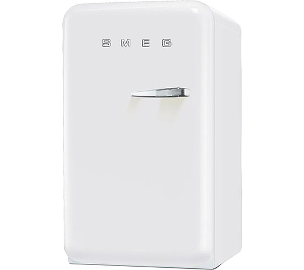 SMEG FAB10HLB Mini Fridge - White