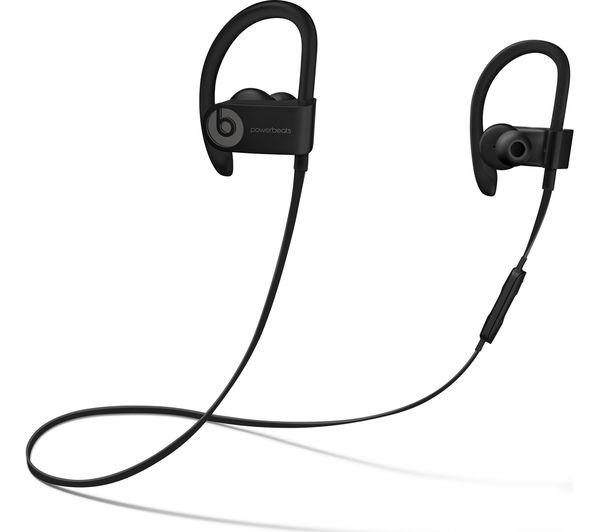 ea97f305267 Buy BEATS Powerbeats3 Wireless Bluetooth Headphones - Black | Free ...