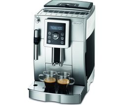 DELONGHI ECAM23.420 Bean to Cup Coffee Machine - Silver, Black & White