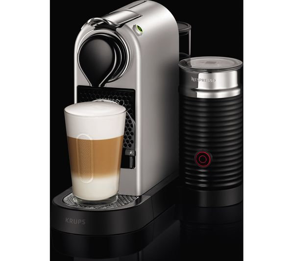 buy nespresso by krups citiz milk xn760b40 coffee. Black Bedroom Furniture Sets. Home Design Ideas