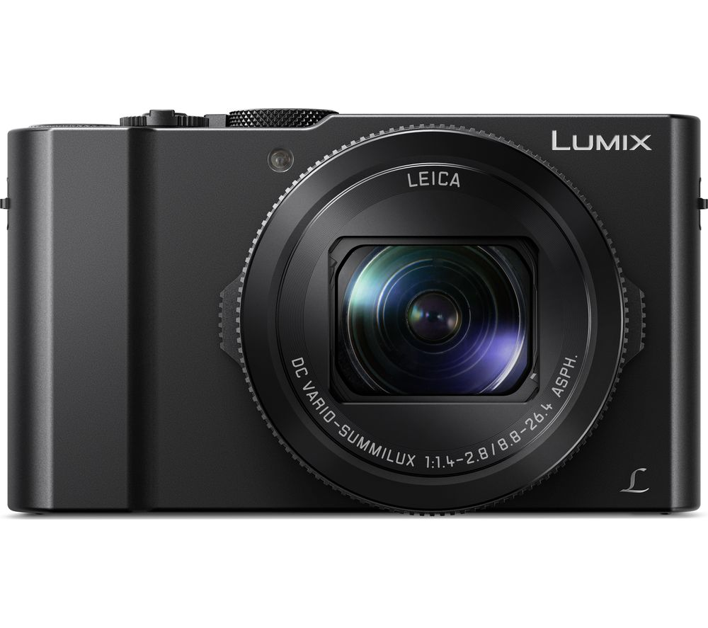 Click to view product details and reviews for Panasonic Lumix Dmc Lx15eb K High Performance Compact Camera Black Black.