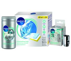 WPRO KDU100 Dishwasher Care Kit