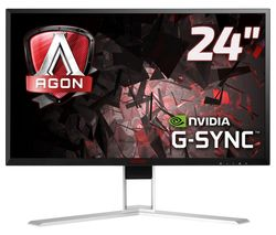 "AOC Agon AG241QG Quad HD 24"" LED Gaming Monitor"