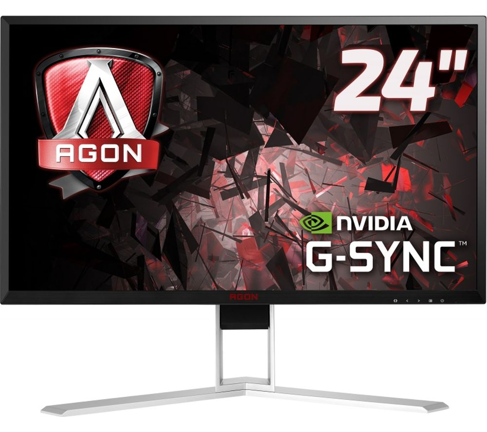 Compare prices for Aoc Agon AG241QG WQHD 24 Inch LED Gaming Monitor