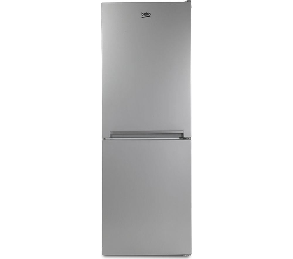 BEKO CFG1552S 50/50 Fridge Freezer - Silver