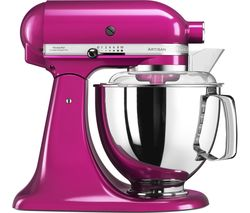 KITCHENAID Artisan 5KSM175PSBRI Stand Mixer - Raspberry Ice