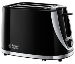 RUSSELL HOBBS Mode 21410 2-Slice Toaster - Black