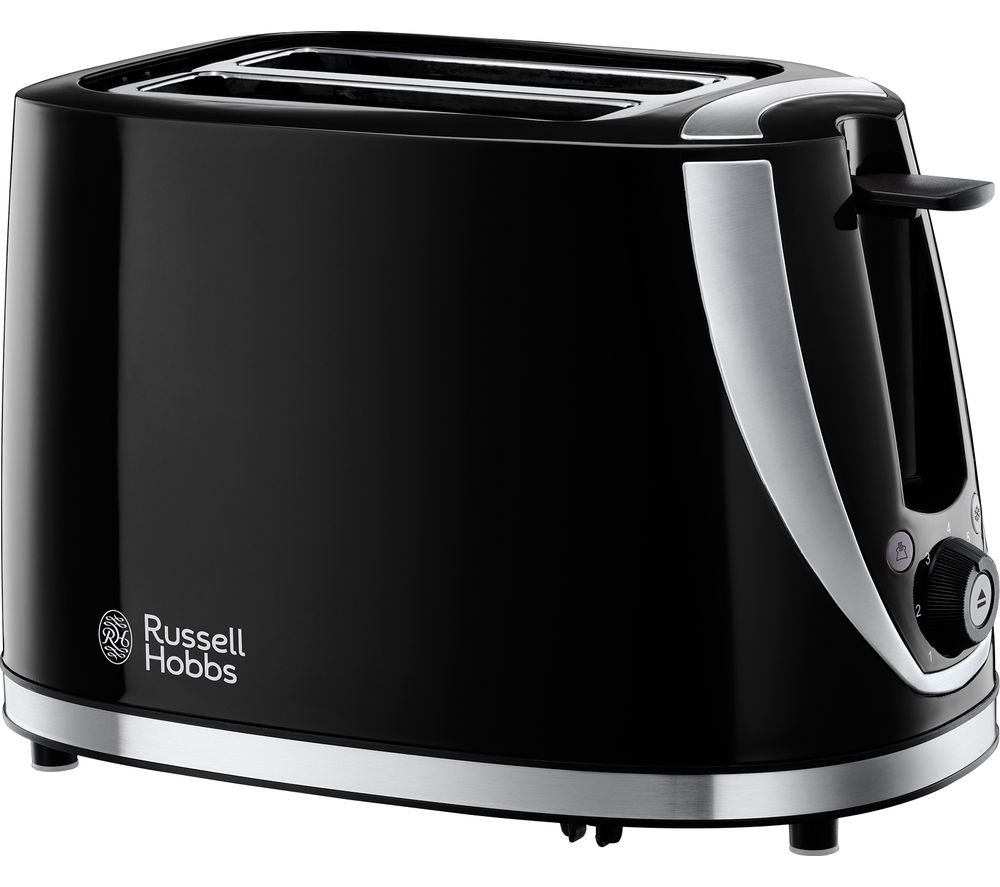 RUSSELL HOBBS Mode 21410 2-Slice Toaster - Black